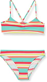 ESPRIT Ingrid Beach YG Bustier+Brief Set di Bikini Bambina