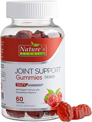 discount Joint popular Support Gummies Extra Strength Glucosamine & Vitamin E - 2021 Natural Joint & Flexibility Support Gummy - Best Cartilage & Immune Health Support Supplement for Men and Women - 60 Gummies outlet sale