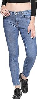 Spykar Women's Slim Fit Jeans