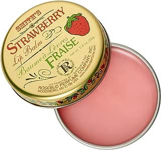 Strawberry Salve Tin 0.8 oz by Smith's