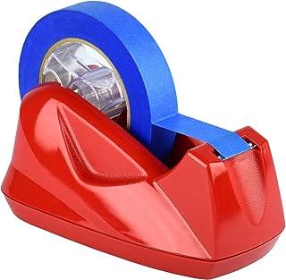 Acrimet Premium Tape Dispenser Jumbo (Red Color)