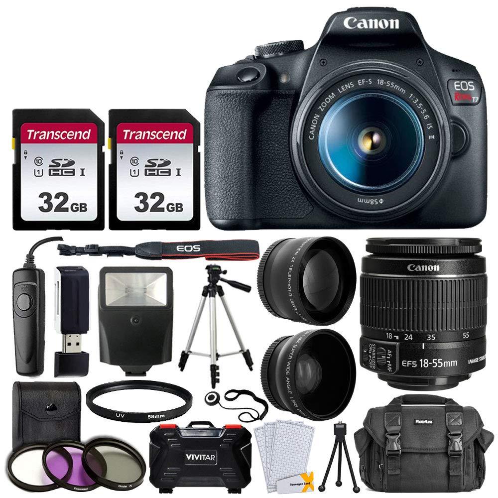 Canon EOS Rebel T7 Professional