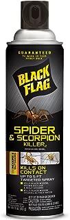 Black Flag Spider & Scorpion Killer Aerosol Spray, 16-Ounce
