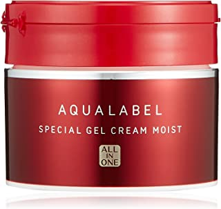 Shiseido Aqua Label Special Gel Cream (Moist) High-humidity type All-in-one 90 g