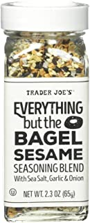 Trader Joe's. Everything but The Bagel Sesame Seasoning Blend 2.3 oz