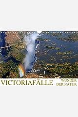 VICTORIAFÄLLE Wunder der Natur (Wandkalender 2021 DIN A4 quer) Kalender