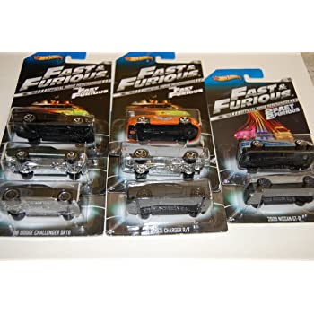 Toyota Supra Nissan Skyline GT-R 2014 Hot Wheels #2 Fast /& Furious Complete Set of 8-70 Dodge Charger 67 Mustang 11 Dodge Charger 72 Ford Gran Torino 08 Dodge Challenger 69 Daytona
