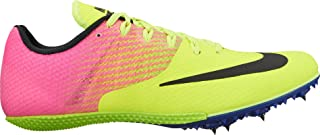 Zoom Rival S 8 Track Spikes Shoes Womens Size 10 (Volt/Pink/Black)