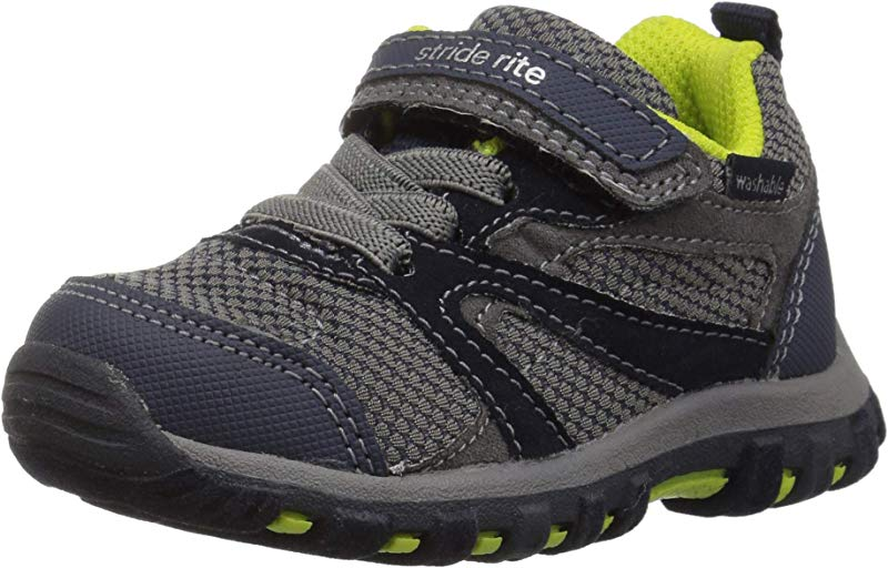 Stride Rite Boys Made 2 Play Collin Sneaker