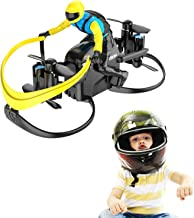 Tomzon U48A Mini Drone for Kids, Motorcycle RC Nano Quadcopter with Altitude Hold, Headless Mode, Auto Hovering, One Key U-Turn and Speed Adjustment, Remote Control Flying Toys for Boys and Girls
