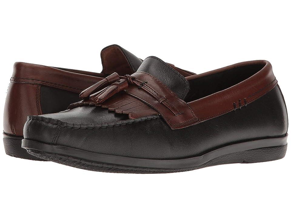 Dockers Freestone (Black/Antique Brown) Men