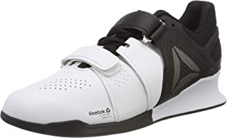 Legacy Lifter Mens Weightlifting Shoes - White-8
