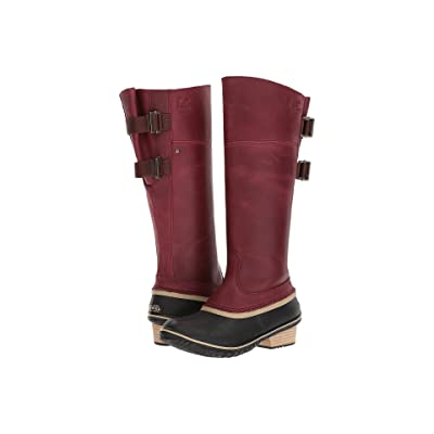 SOREL Slimpack Riding Tall II (Redwood/Tobacco) Women