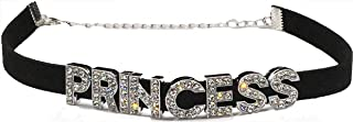 Princess Rhinestone Choker Necklace DDLG for Daddys Owned Submissive Baby Girl