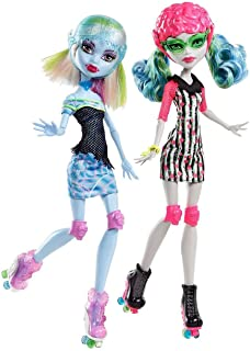 Monster High Skultimate Roller Maze Abbey Bominable & Ghoulia Yelps