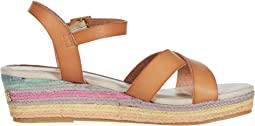 Nude Rainbow Wedge