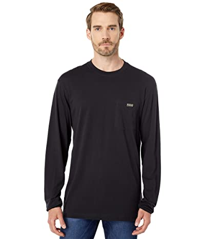 Filson Long Sleeve Ranger Solid One-Pocket T-Shirt (Fast Track)