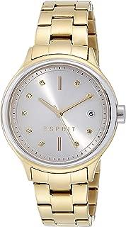 (Renewed) Esprit ES Caroline Analog Silver Dial Womens Watch - ES108552002#CR