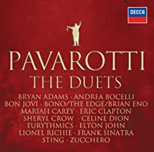 celine dion and pavarotti duet