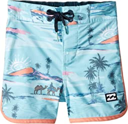 73 Lineup LT Boardshorts (Big Kids)