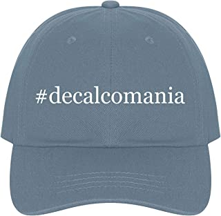 The Town Butler #Decalcomania - A Nice Comfortable Adjustable Hashtag Dad Hat Cap