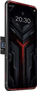 جوال لينوفو ليجن تيلو جيمز ثنائي شرائح الاتصال، 512 GB، ذاكرة RAM 16 GB، 5G، لون احمر