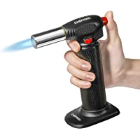 Chefman Culinary Refillable Butane Cooking Kitchen Blow Torch