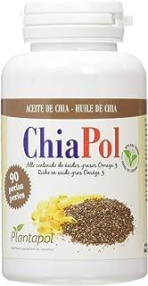 Plantapol Chiapol Aceite De Semillas De Chia 90Perlas - 1 unidad: Amazon.es: Salud y cuidado personal