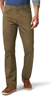 Wrangler Men's Straight Fit Twill Pant