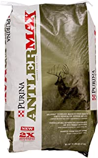Purina Animal Nutrition AntlerMax Deer 20 with Climate Guard
