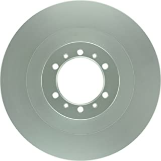 Bosch 38011005 QuietCast Premium Disc Brake Rotor For 2000-2004 Mitsubishi Montero Sport; Front