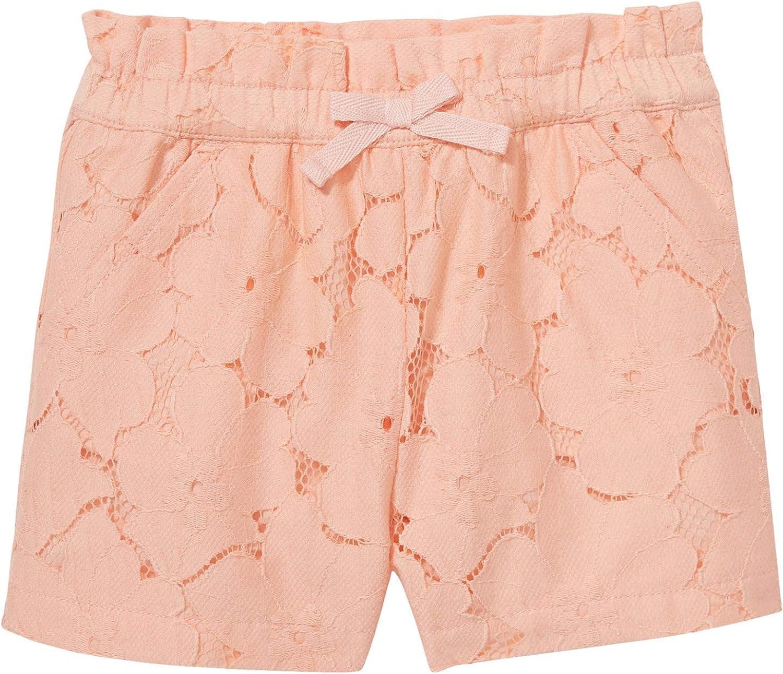 Janie and Jack Baby Boy Orange Shorts Size 18-24 Months NWT