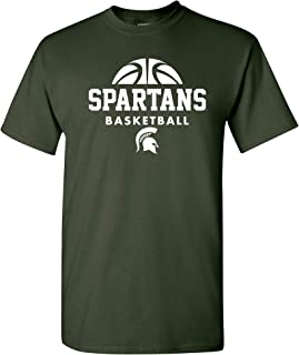 NCAA Basketball Hype Logo, Team Color T Shirt, College, University