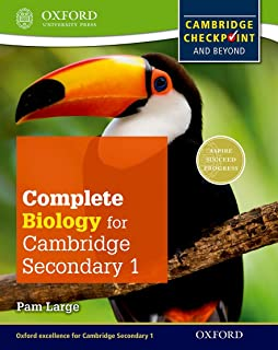 Complete Biology for Cambridge Lower Secondary (First Edition)