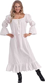 Women's Medieval Chemise Costume Accessory