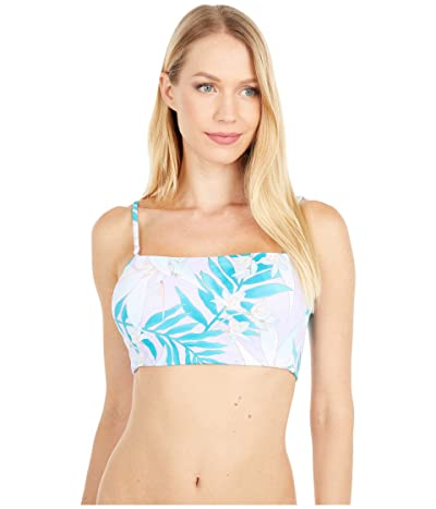 Billabong Love Palms Sunny Tube Bikini Top (Lovely Lilac) Women