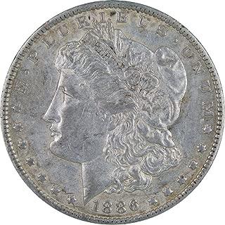1886 O $1 Morgan Silver Dollar US Coin XF EF Extremely Fine