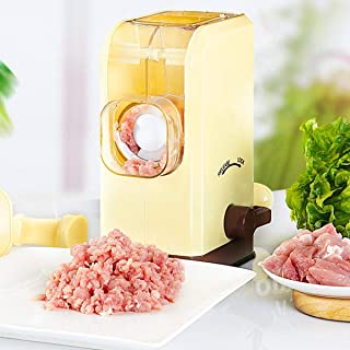 ZJZ Moulin à viande manuel pour la cuisine et le poivre, pour le traitement de la viande et des légumes