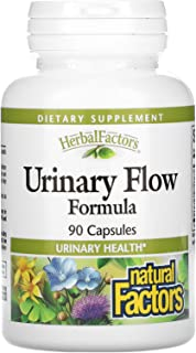 Natural Factors Urinary Flow Formula - 90 Capsules