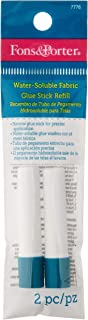 Fons & Porter 7776 glue refill, 2 Count