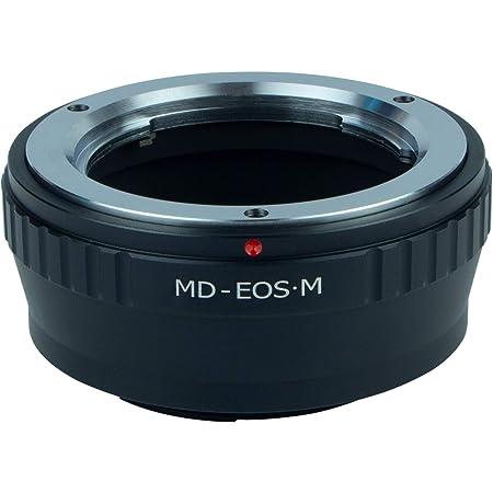 Md Eos M Adapter Für Minolta Md Objektiv An Canon Eos M Kamera