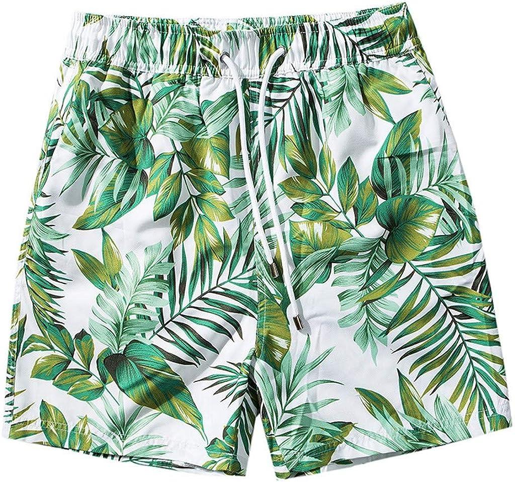 DIOMOR 2020 Fashion 3D Print Beach Shorts for Men Casual Outdoor Plus Drawstring 9