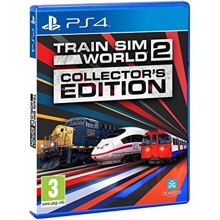 Train sim World 2. Collector'S Edition - Playstation 4