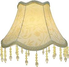 """Eastlion 12"""" creatieve retro palace handgemaakte hanger UNO schroef E27 lampenkap voor tafellampen en staande lampen ..."""
