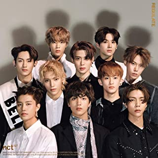NCT127 - NCT #127 The 1st Repackage Album [Regulate] (Random version) Music CD + Photocard + Booklet + Folded Poster + Extra Photocards Set