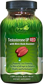 Irwin Naturals Testosterone UP RED (120 ct.)