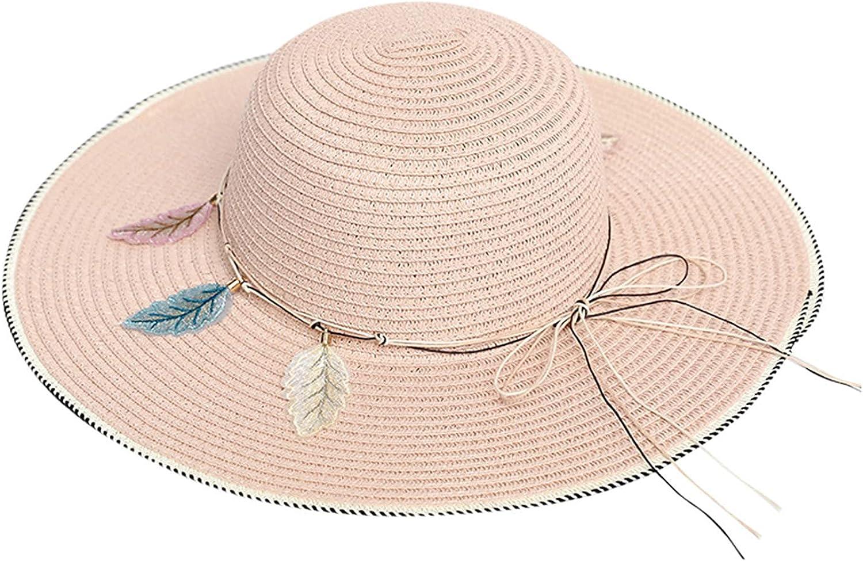 iCJJL Wide low-pricing Brim Sun Hat Women Protection Super intense SALE Fishing Summer