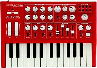 """Arturia MicroBrute SE Analog Synthesizer RED + Analog Lab 2 software """"Free Upgrade"""" to Analog Lab 3 - Special Edition bundle"""