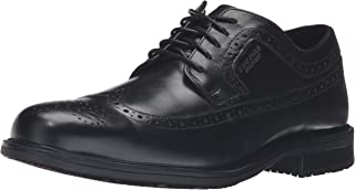 Men's Essential Details Waterproof Wingtip Oxford Shoe