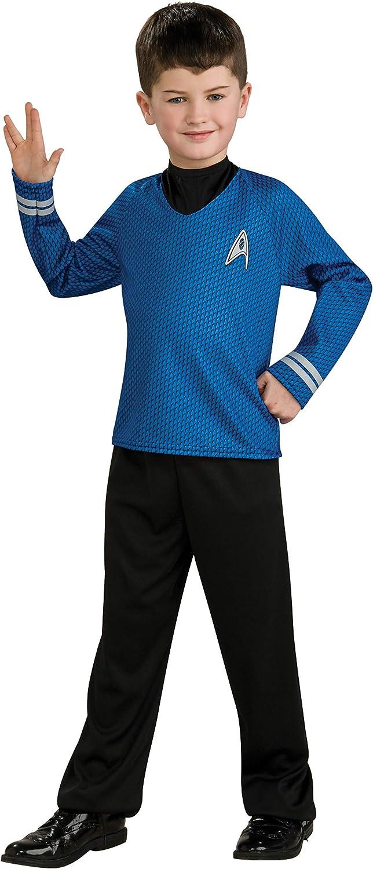 Rubies Costume Star Trek into Darkness Spock Costume Small